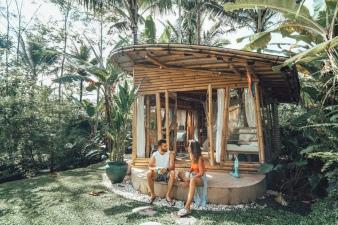 Maya Gypsy in hideout Lightroom Bali
